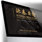 Site WordPress Internal Wing Chun Bordeaux