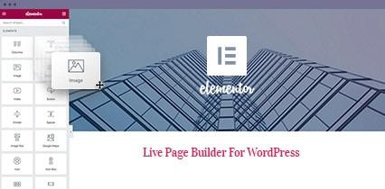 Extension WordPress Elementor gratuite
