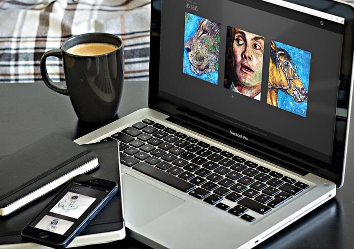 Site WordPress Na.Pi.Po. - Nathalie Poueyto