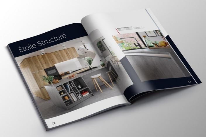 Nouveau catalogue SAGNE Cuisines 2018