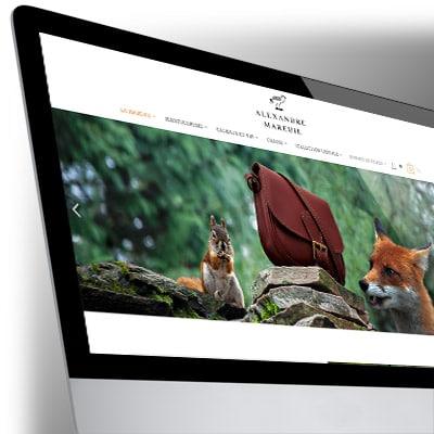 Boutique Woocommerce/WordPress Alexandre Mareuil