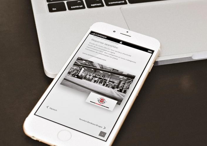 Site WordPress pour 8neuvième