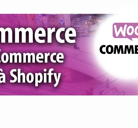 2 solutions de e-commerce face à face : WooCommerce et Shopify