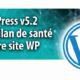 Le bilan de santé de votre site avec WordPress 5.2