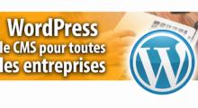 WordPress : le CMS pour toutes les entreprises
