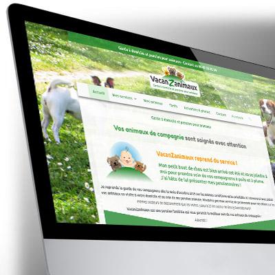 Site Internet VacanZanimaux
