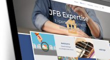 Site WordPress JFB Expertise