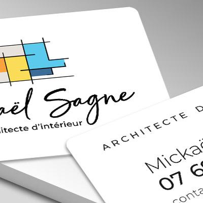 Logotype Mickaël Sagne