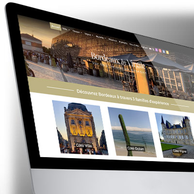 Site WordPress Bordeaux by Virgile
