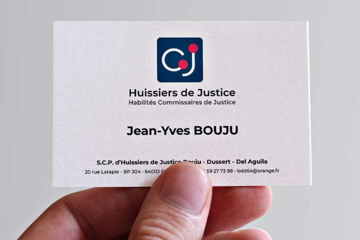 Logotype - SCP Bouju Dussert Del Aguila