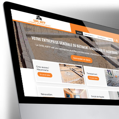 Site WordPress KBTP 33